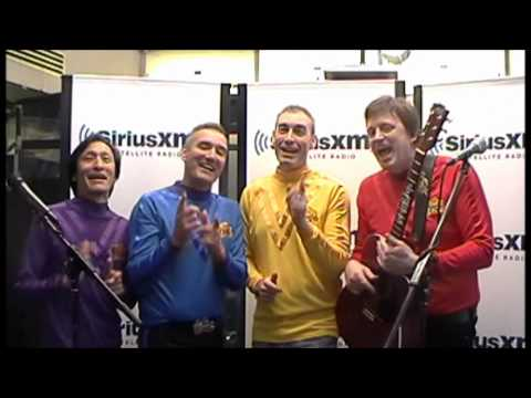 The Wiggles - Jeff, Anthony, Murray, and Greg!