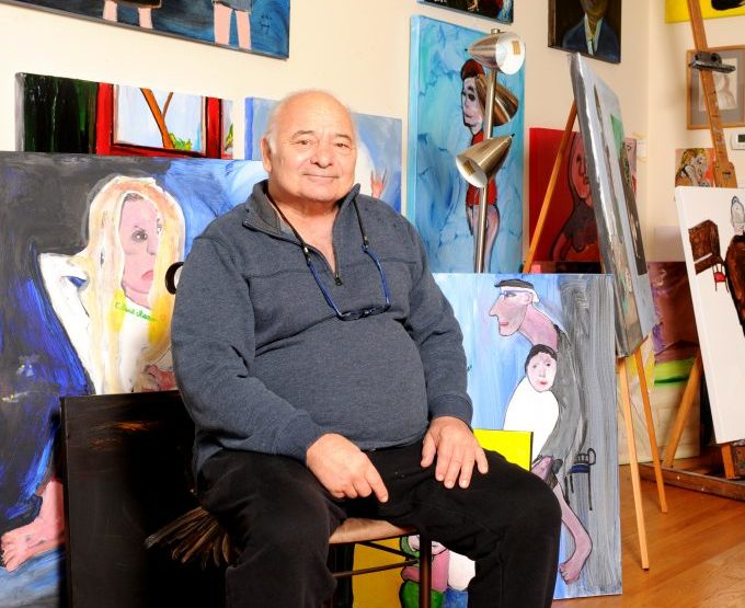 Rocky Actor Burt Young Knocks Us Out