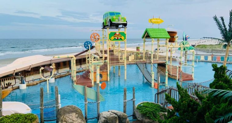 Morey's Piers and Water Parks Is Family Fun For All Ages