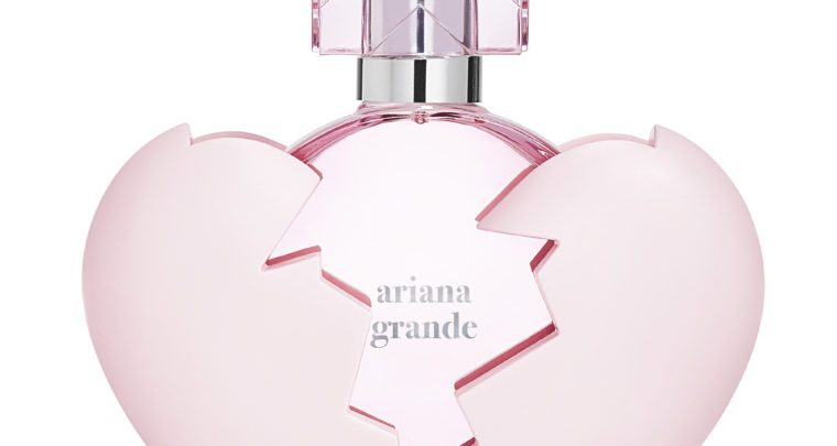 Ariana Grande's Thank U, Next Fragrance Will Have You Grateful For Your Ex, Too
