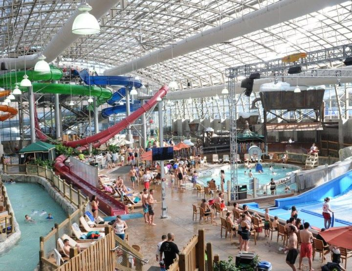 Jay Peak Resort Offers Year-Round Fun For Families
