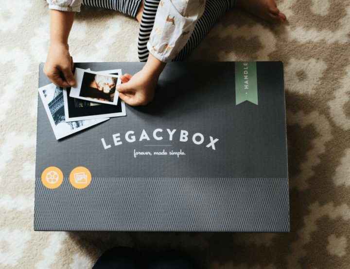 Legacybox Allows You To Leave a Digital Legacy For Your Family