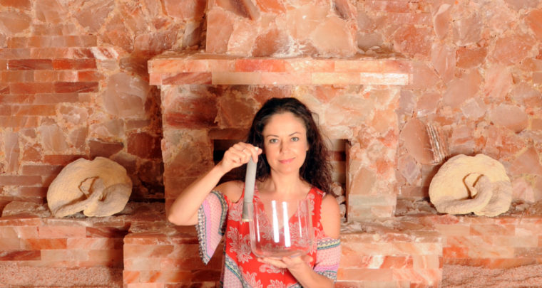Anna Pogoda of Saltana Cave Shows Us How A Mother's Love (And Salt) Can Heal