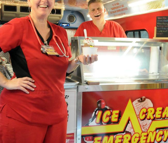Debra Arrato Brings Ice Cream (and Inspiration) To Entrepreneur Moms Everywhere