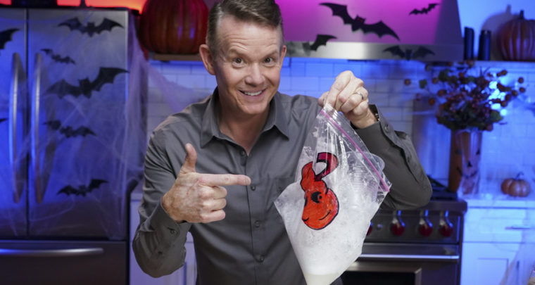 Halloween Crafts for Kids from Celebrity Scientist Steve Spangler