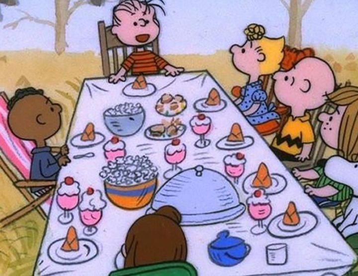 When Does A Charlie Brown Thanksgiving Come On, Because It's Better To Watch It On TV