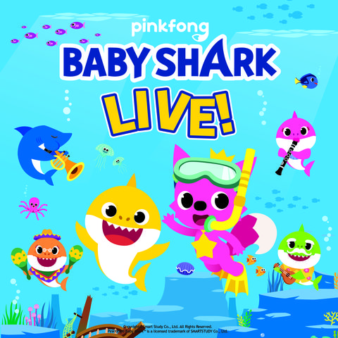 Baby Shark Live! Will Make You Want To Dive Right Into The Water