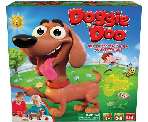 The Doggie Doo Game Teaches Kids Responsibility And Offers A Lot Of Laughs Too