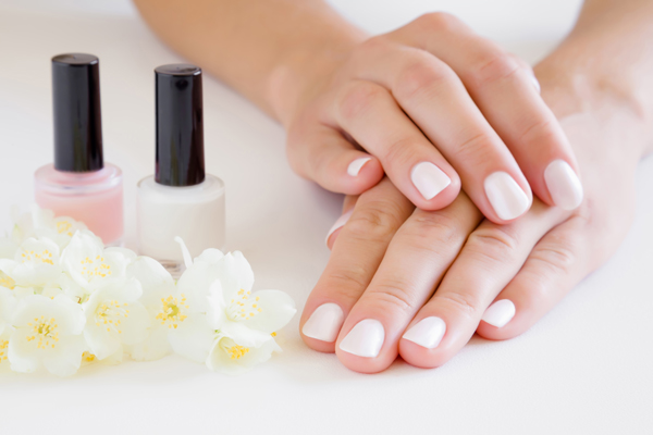 Stop Biting Your Nails, Because Manicures Are Expensive