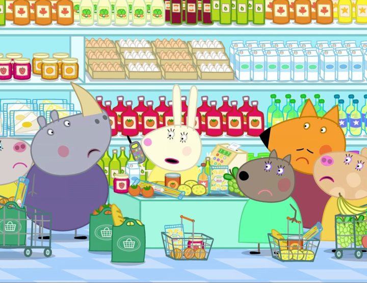 Miss Rabbit Has All The Jobs On Peppa Pig And Parents Are Noticing