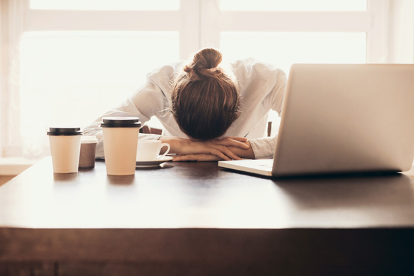 If You're Miserable At Your Job, Lack Of Sleep Might Be To Blame