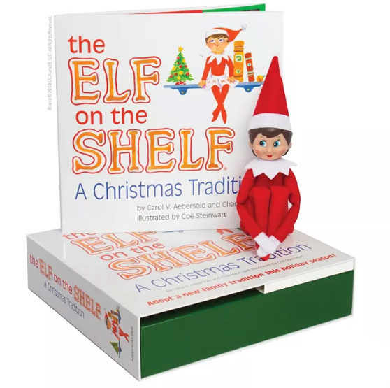 10 Elf On The Shelf Toys To Make The Holidays Even More Magical