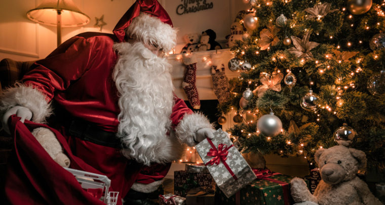 Should Santa Bring The Expensive Gifts? Experts Say Maybe Not