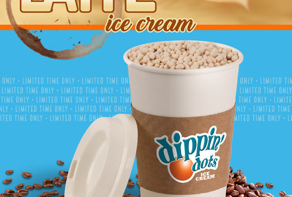Dippin' Dots' Cold Brew Latte Flavor Makes Coffee Cute — And  Craveable