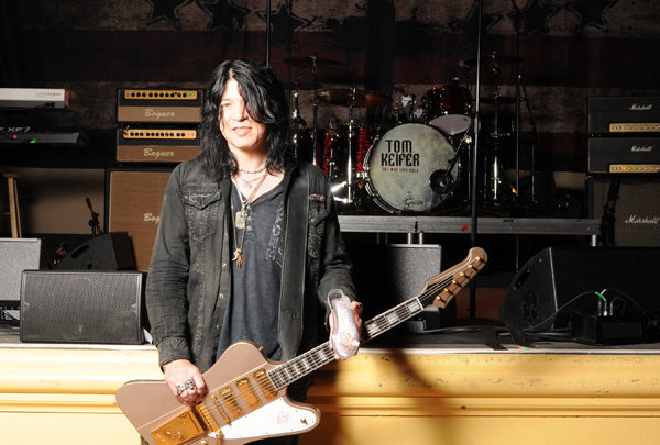 Cinderella's Tom Keifer Shows Us The Way Life Goes