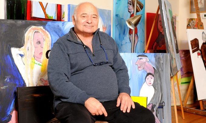 Celebrity Interview: Actor Burt Young