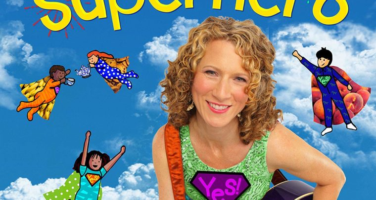 Laurie Berkner's Superhero Will Make You Want To Wear A Cape