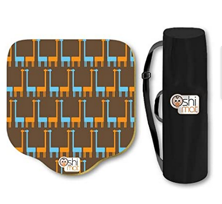 The Oshi Mat Is Ideal For Om's With Your Baby