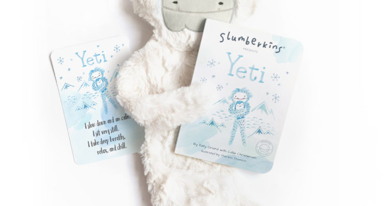 Slumberkins Offers Sweet Slumber (And Emotional Development Skills) For Your Baby