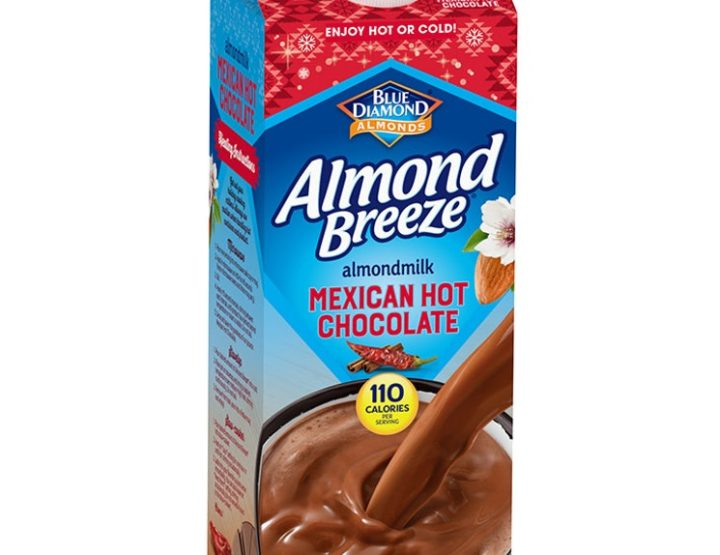 Blue Diamond's Mexican Hot Chocolate Gives Us All The Winter Feels