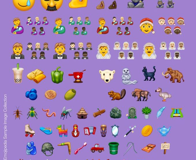 These Are The New Emojis Coming In 2020 That Parents Are Going To Love
