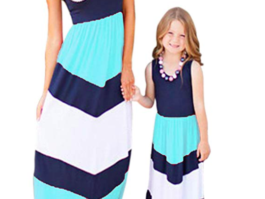 Mommy And Me Spring Dresses That Your Mini Fashionista Will Love