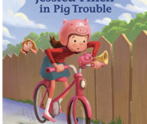 Judy Moody And Friends: Jessica Finch in Pig Trouble
