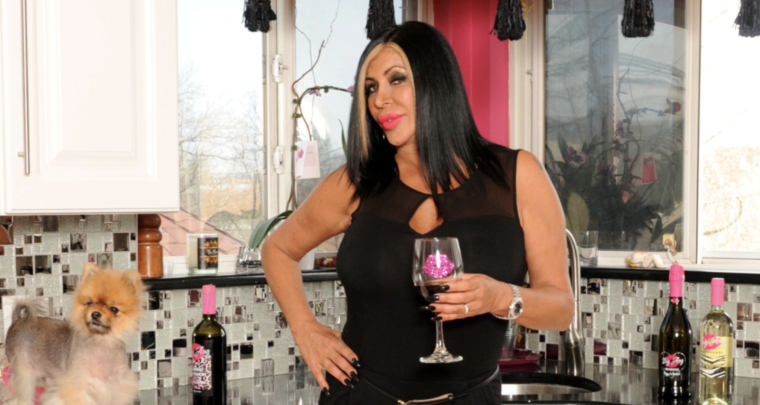 Big Ang From Mob Wives Shares Her Recipe For Cabernet With Cream Soda