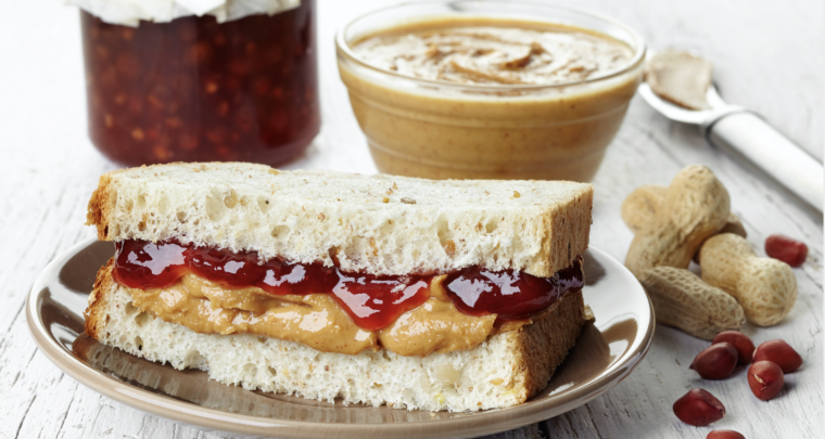Big Bang Boom's Recipe for the Ultimate Peanut Butter And Jelly Sandwich