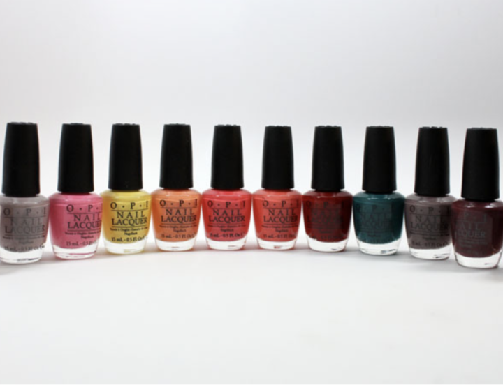 OPI Launches Brazil Collection For Summer 2014