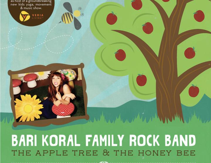The Apple Tree & The Honey Bee –Bari Koral