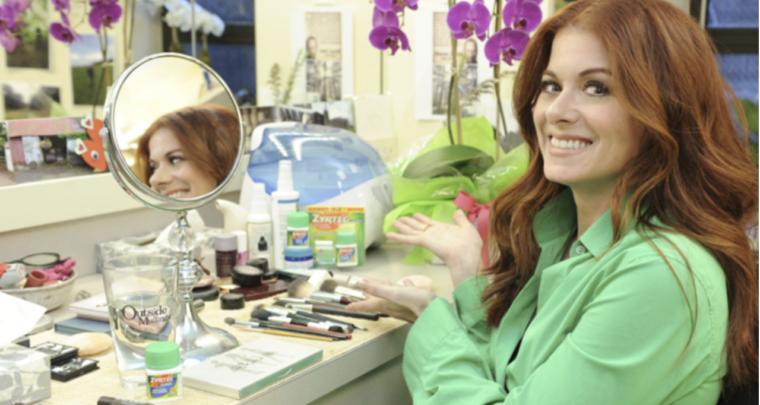 Actress Debra Messing Shares Her Secrets For Surviving Allergy Season