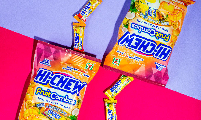 Hi-Chew Fruit Combos Candy Mix Tastes Just Like A Tropical Vacay