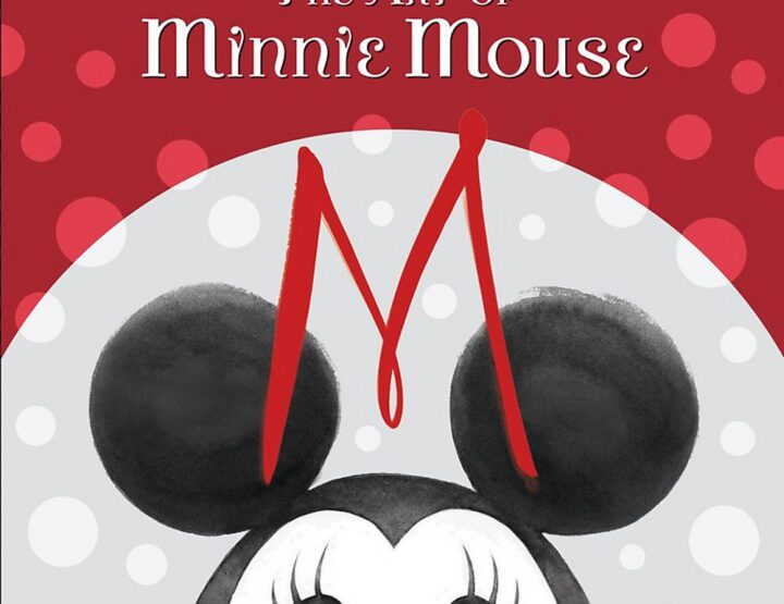 The Art of Minnie Mouse Is A Must For Any Mouseketeer Fan