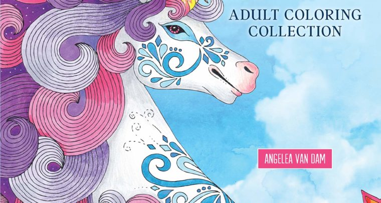 10 Adult Coloring Books Because You Need To Decompress, Too