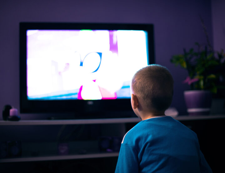 Study Finds that Small Screens in Children's Bedrooms Can Harm Sleep