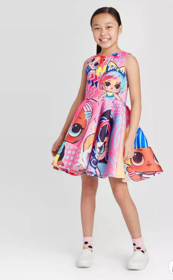 This Target Exclusive L.O.L. Surprise! Dress Is Perfect For Any Spring Celebration