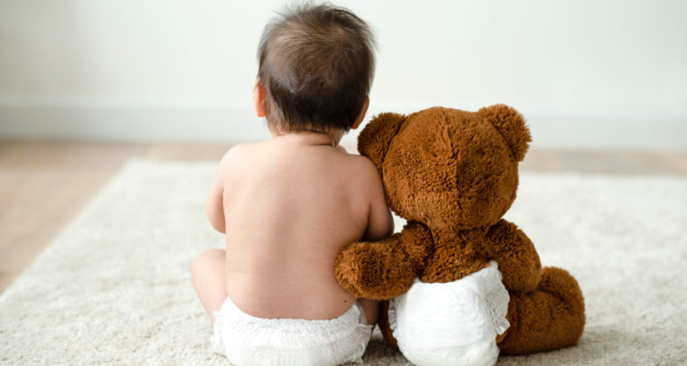 Here's Why Your Toddler Is Obsessed With Their Butt