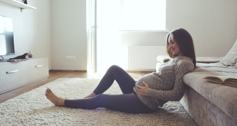 So You're Pregnant and Quarantined...Now What?