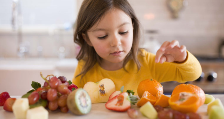 Sticky Lickits Stickers Can Encourage Kids To Eat Their Veggies