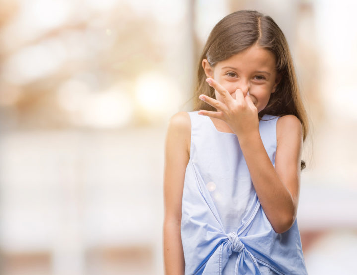 When Should Kids Start Using Deodorant? It Can Be A Stinky Situation
