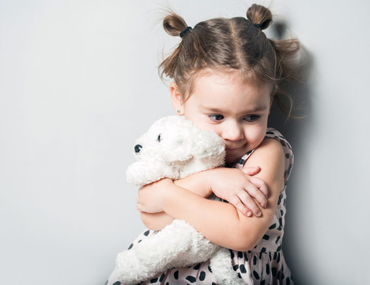 What To Do When Your Child Is Addicted To A Lovey