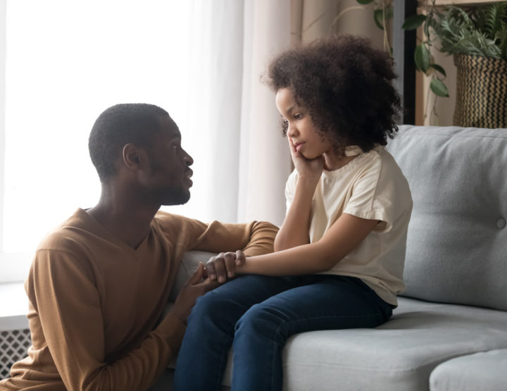 How To Talk To Your Child About Protests, Riots, And Racism