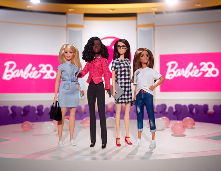Barbie's Campaign Team Set Ensures That Every Princess Can Be Presidential