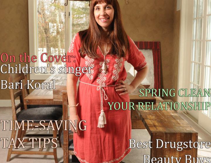 Celebrity Parents Magazine: Bari Koral Issue