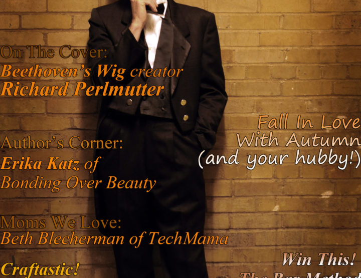 Celebrity Parents Magazine: Richard Perlmutter Issue