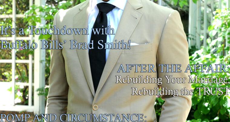 Celebrity Parents Magazine: Brad Smith Issue