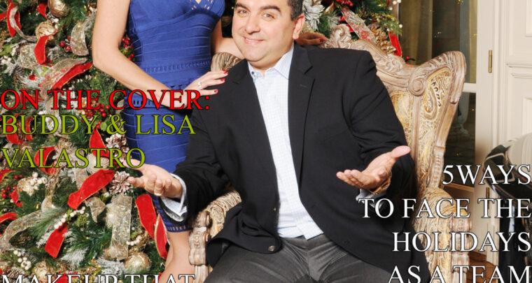 Celebrity Parents Magazine: Buddy Valastro