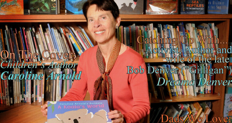 Celebrity Parents Magazine: Caroline Arnold Issue