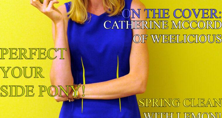 Celebrity Parents Magazine: Catherine McCord Issue